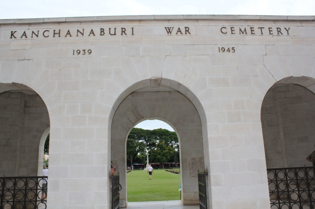 Kanchanaburi War Cemetary