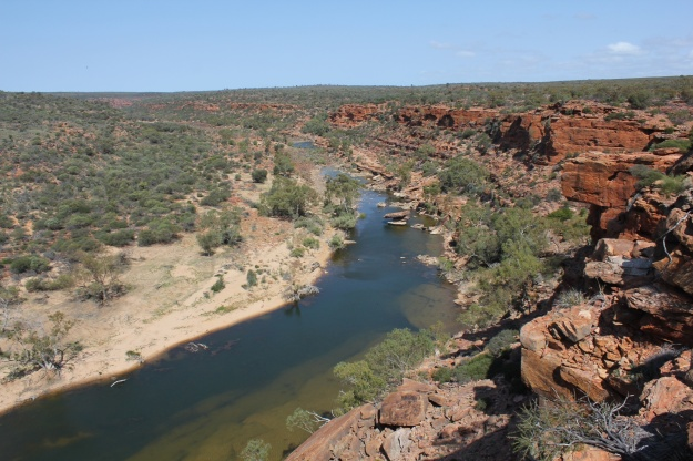 Kalbarri National Park, Murchison River