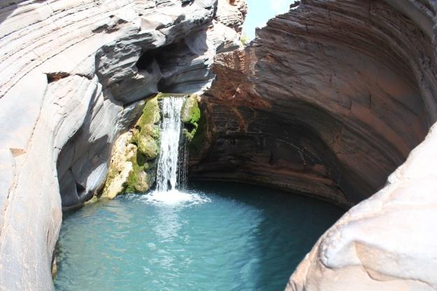 Karijini - Hamersley Gorge, the Spa Pool