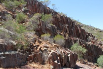 The colours of Australia - The Organ Pipes