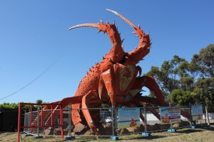 Larry the Lobster - Kingston