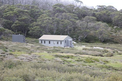 Schlinks Hilton - the biggest most accommodating 'hut' in Kosciuszko