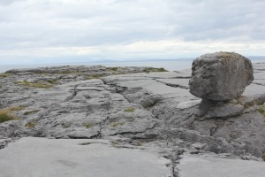 The Burren which when pronounced sounds more like burn