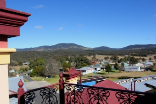 View from the Tower to Mount Mackenzie